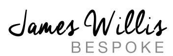 James Willis Bespoke - Creative design services